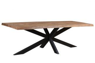 Industriële Eettafel DT - Brix Sturdy Tree Top Spider 240 cm