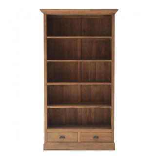 Teak boekenkasten van Stoks Meubelen